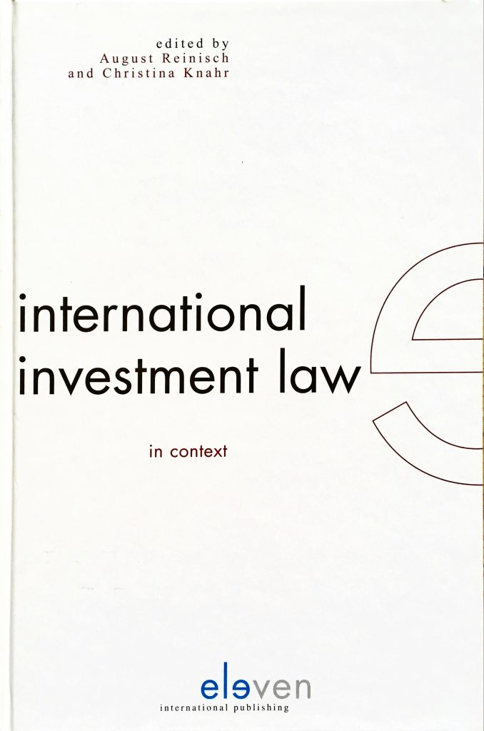 The EC Treaty's Freedom of Capital Movement as an Instrument of International Investment Law? The Scope of Article 56 (1) TEC in a Third Country Context and the Influence of Competing Freedoms