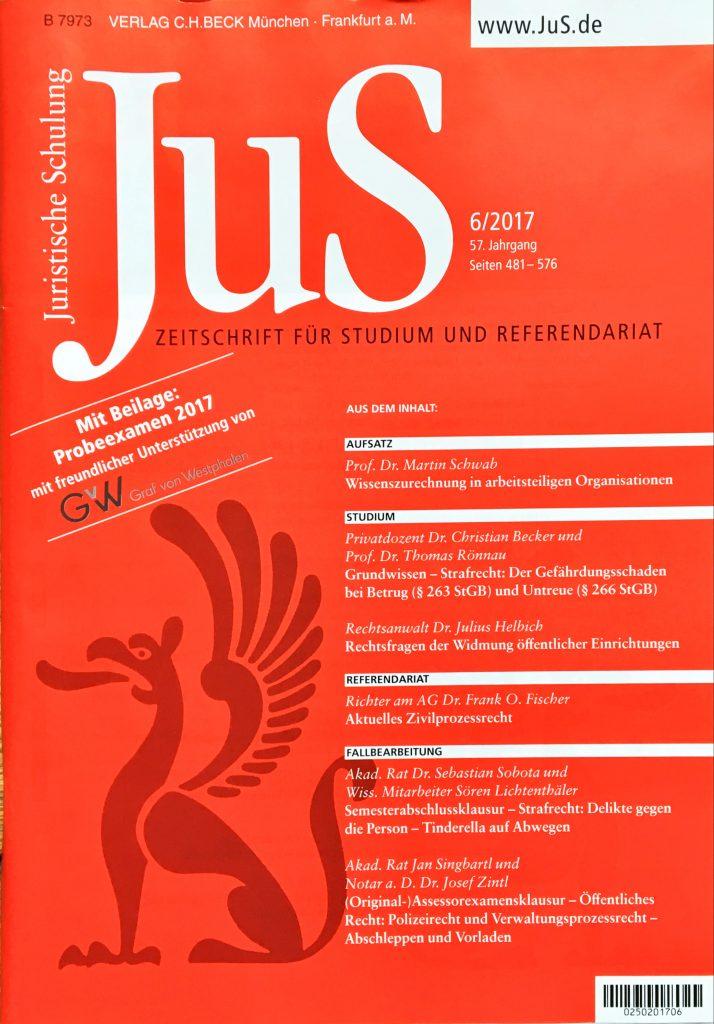 Referendarexamensklausur – Öffentliches Recht: Staatsorganisationsrecht, Grundrechte, Steuerrecht, Völkerrecht – Treaty Override