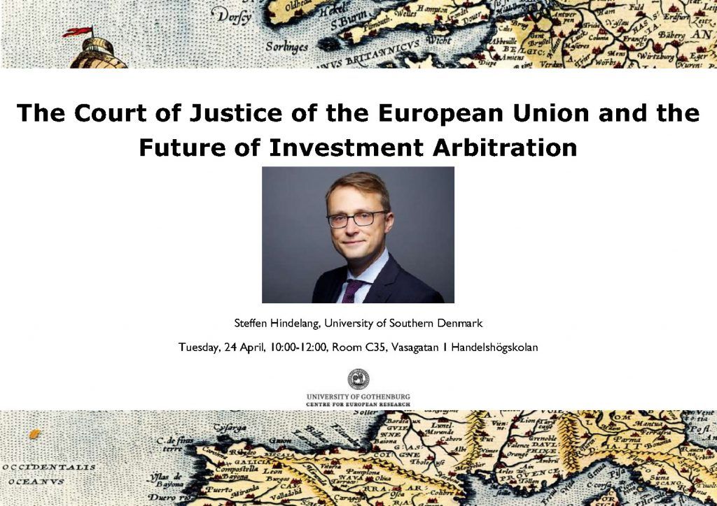 Beyond Achmea: The Court of Justice of the European Union and the Future of Investment Arbitration